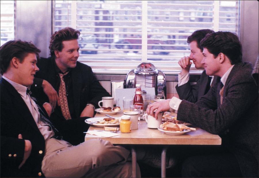 Image result for diner movie 1982