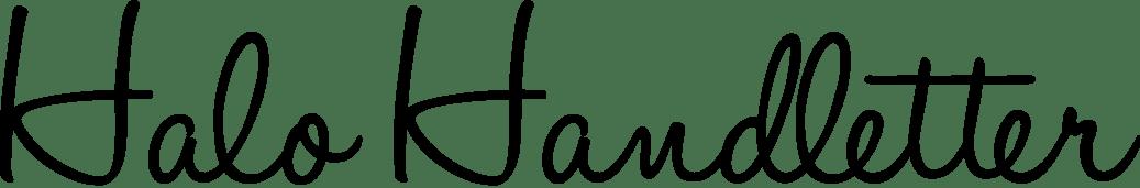 Halo Handletter Font Mario Arturo Fontspace