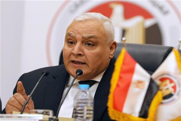 Egypt's National Election Authority chief