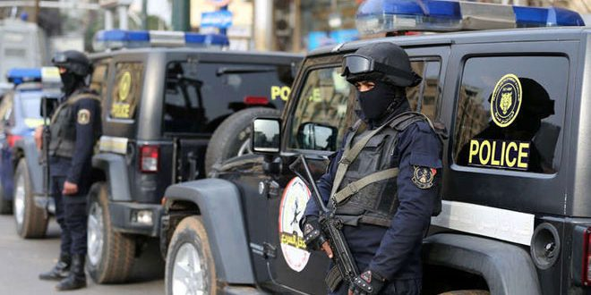 Egyptian Security Forces Fight Terrorists Nationwide