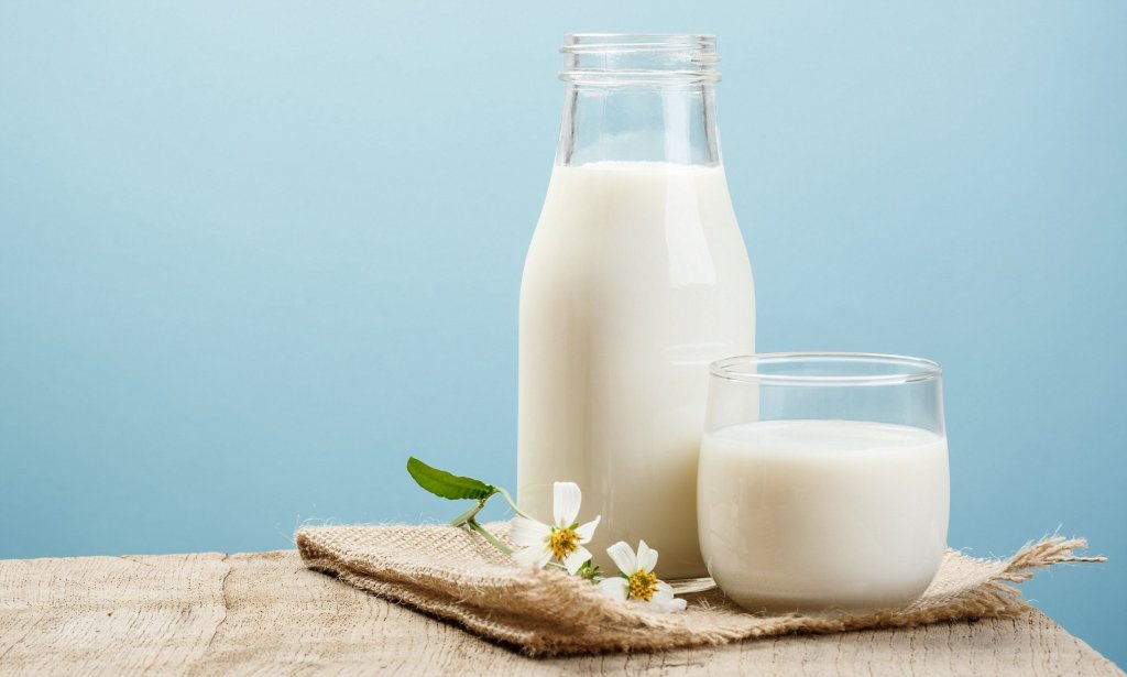 Dairy Products Contain The Protein Beta-Casein
