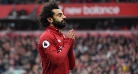 Mohamed Salah is thanking God for his blessings