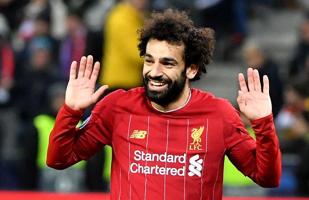 Salah Comments Hazily over CAF Federation of the Year Award