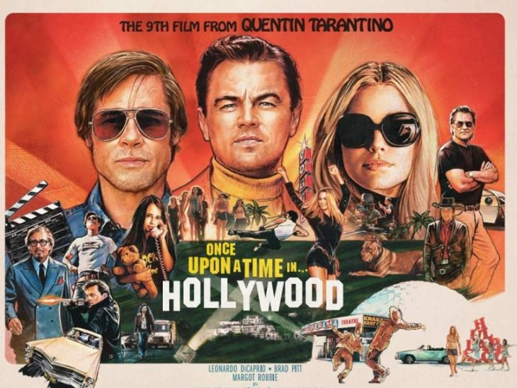 Once Upon A Time In Hollywood Bewertung