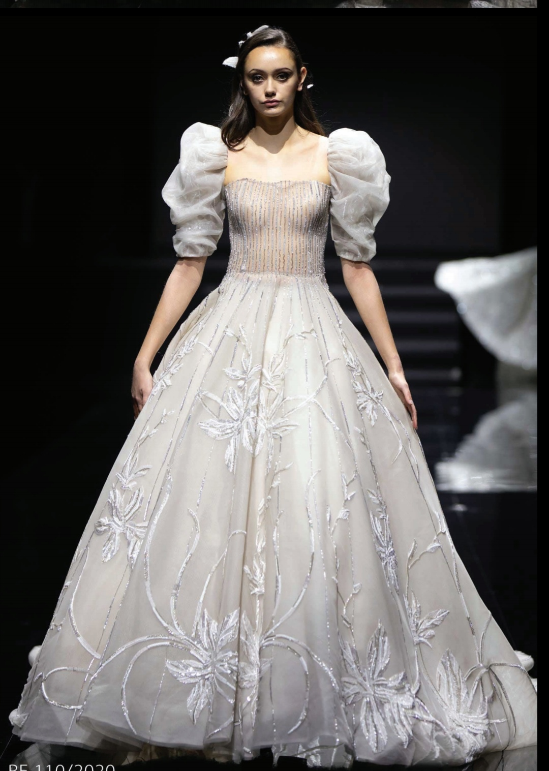 wedding dress by Abed Mahfouz