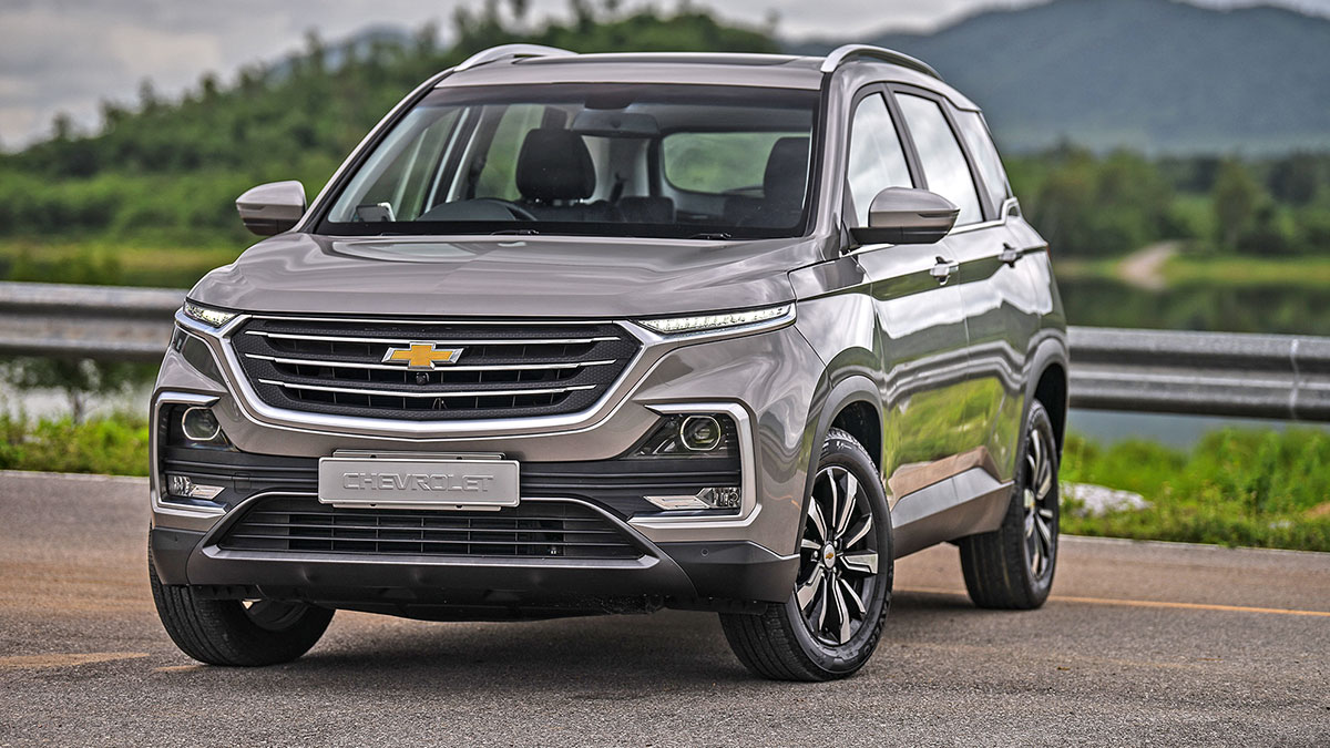 Chevrolet Captiva 2020 Be Released All New 2nd Generation