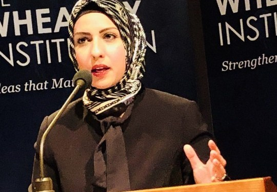 Raffia Arshad Becomes First Hijab-Wearing Muslim Judge in UK ...