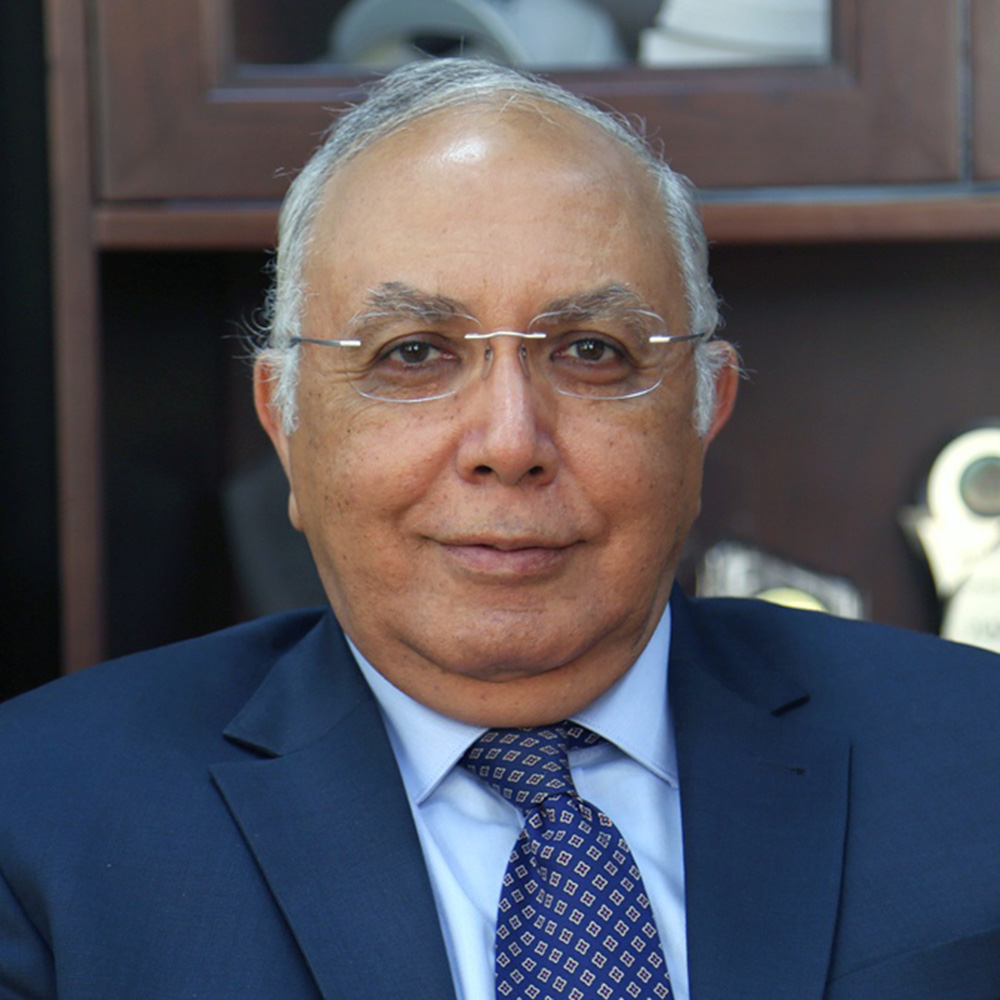 Prof. Ahmed El-Gohary, President of The Egypt-Japan University of Science and Technology