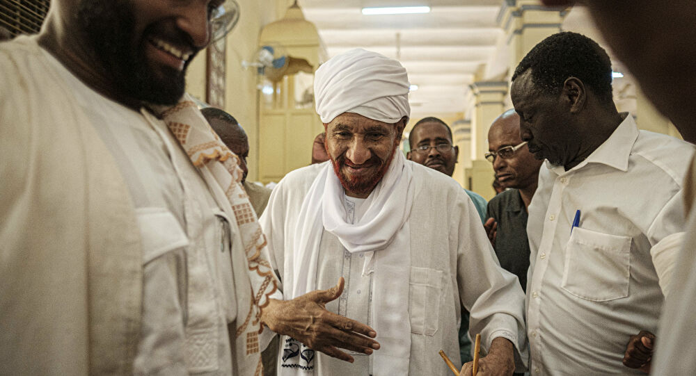 Sudan declares 3-day national mourning for ex-PM Sadiq al-Mahdi who died from Covid-19 - Tatahfonewsarena