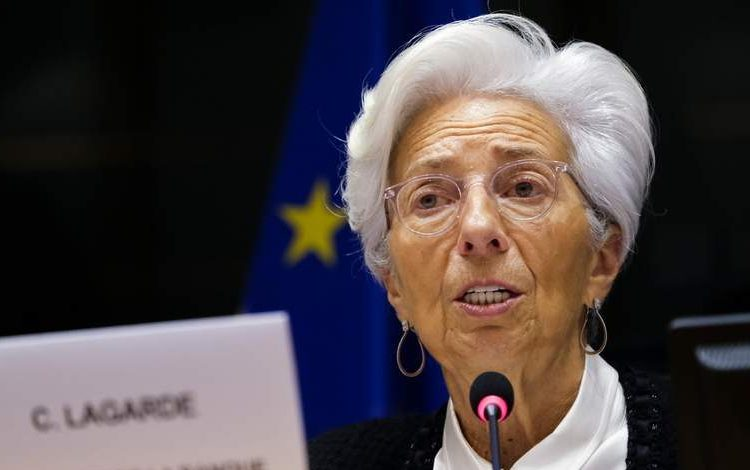 Lagarde Expects Eurozone Recovery by Late March