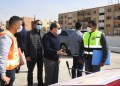 In Pics: Sisi Inspects Roads, Axes Progress in East Cairo: Rady