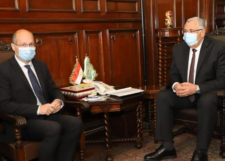 Egypt, Hungary Discuss Cooperation in Field of Agriculture