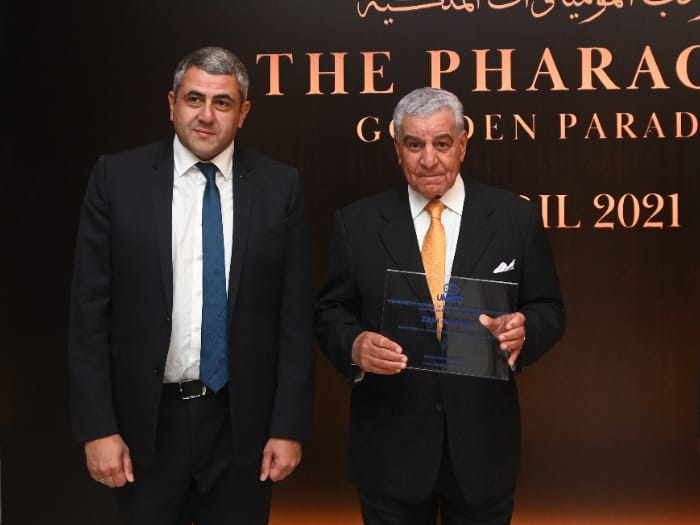 Hawass appointed as ambassador for world tourism