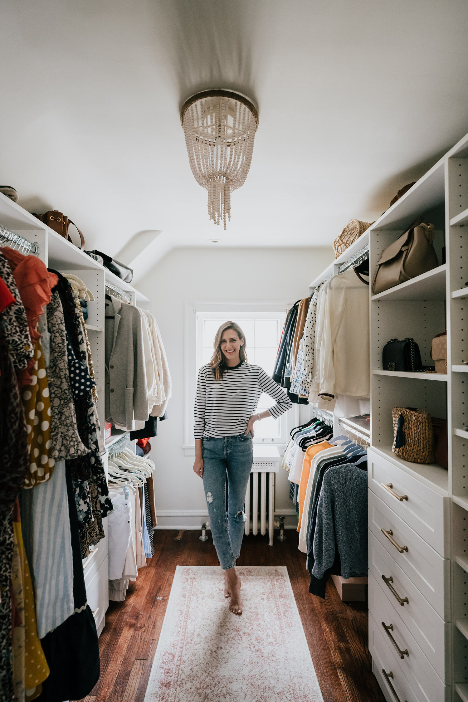 Walk In Closet Renovation Old Home Master Bedroom See