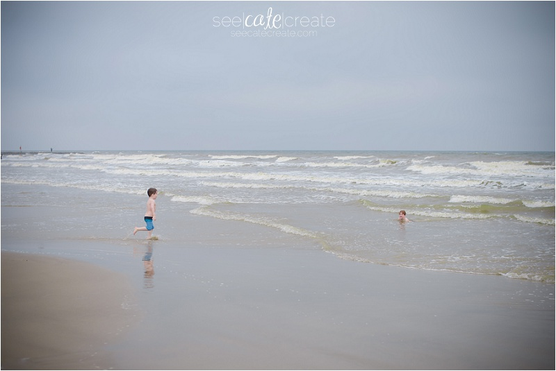 beach photography kids