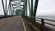 Entering Oregon!