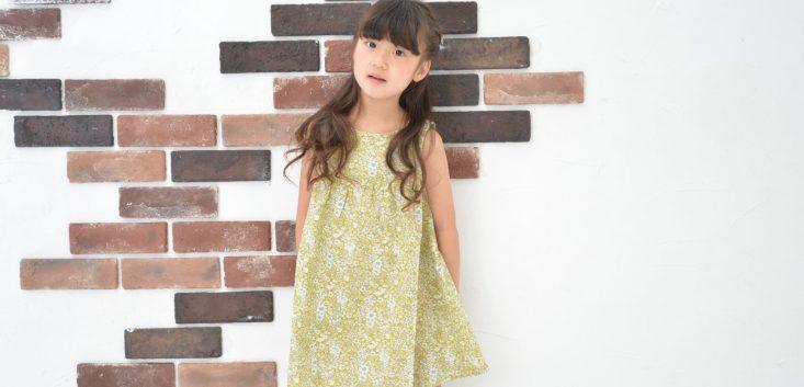 子供モデル撮影画像
