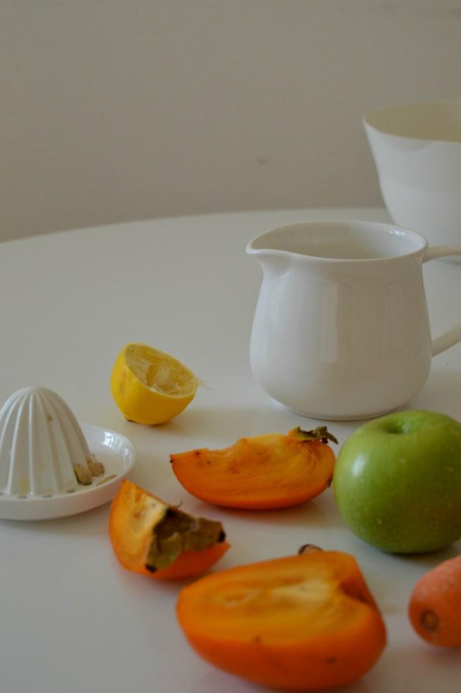 persimmon juice