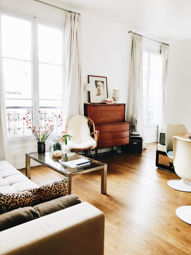 Airbnb in Paris