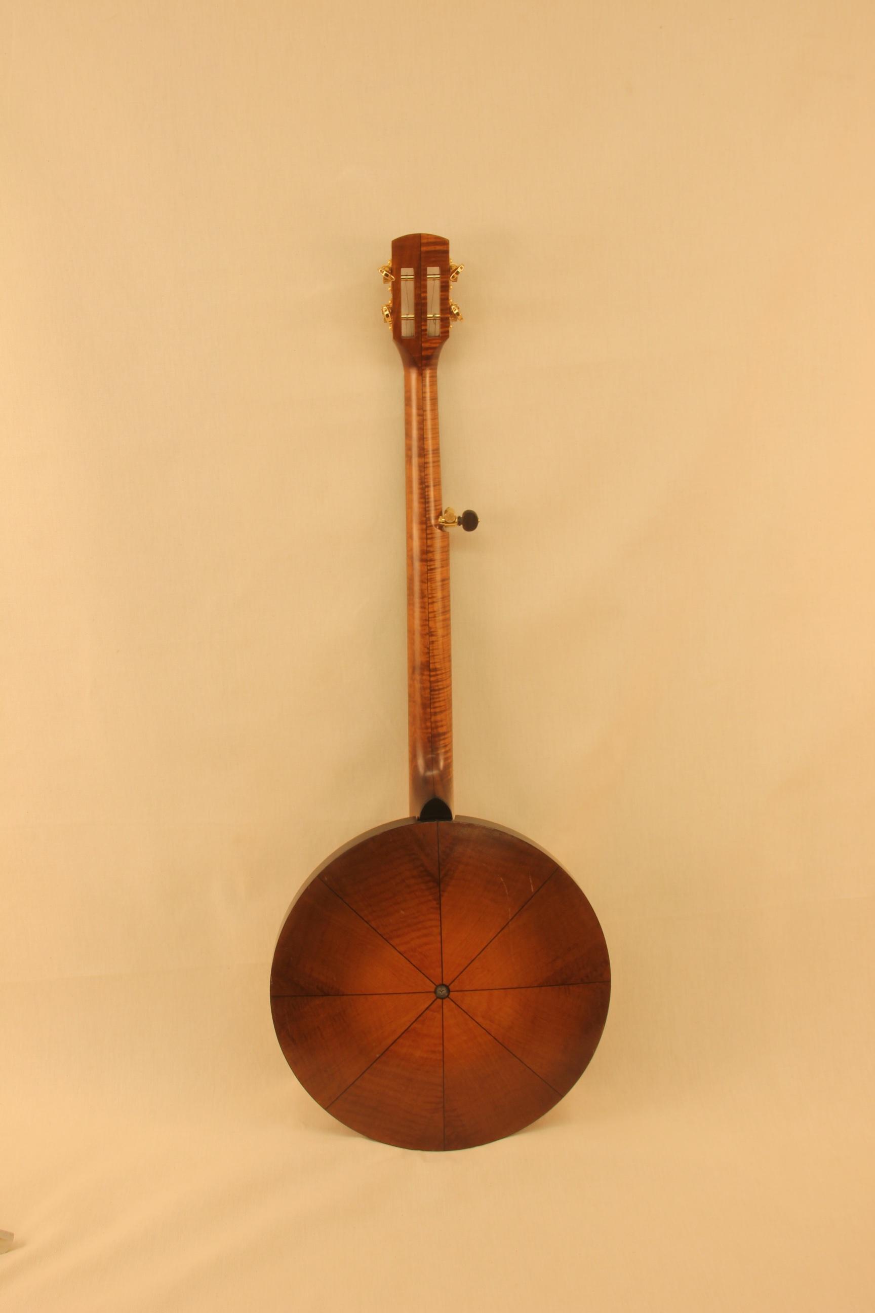 Vega Tubaphone Slothead Banjo Seeders Instruments