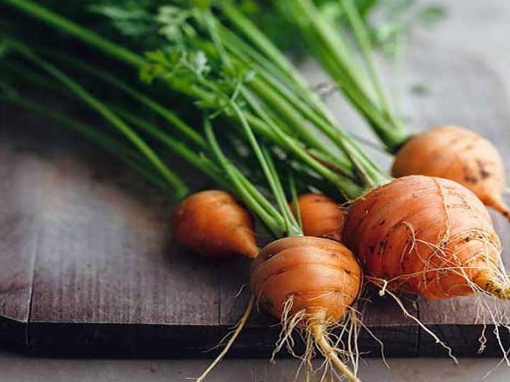 Parris Market Carrot