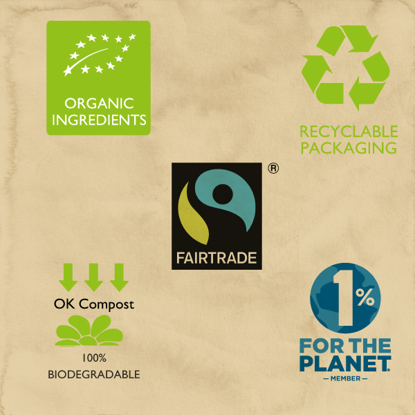 logos of sustainable certifications