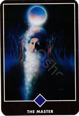 The Master Card from Zen Osho Tarot