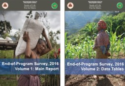 EoPS report covers (2 Vols)