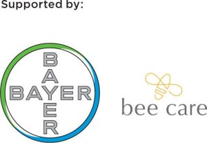 supported by: Bayer CropScience - Bee Care
