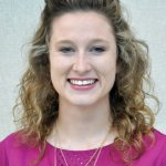 Savannah Steinke of Rensselaer, Ind., finished a design, marketing and branding internship at Dow AgroSciences.