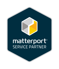 Official Matterport Service Partner Badge