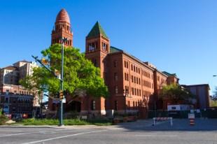 Bexar County Courthouse, San Antonio, TX