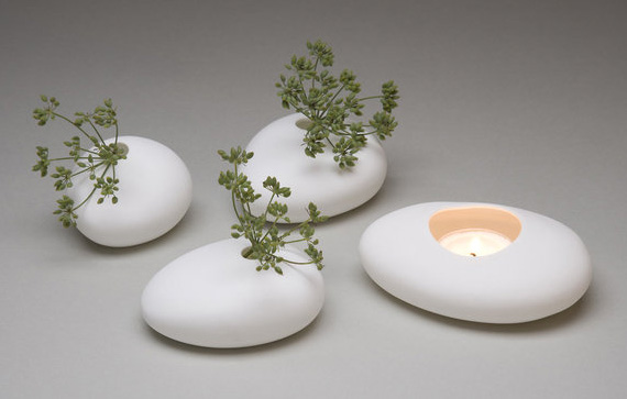tabletop ideas votive holders