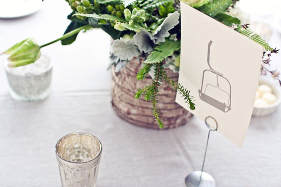 table numbers as symbols
