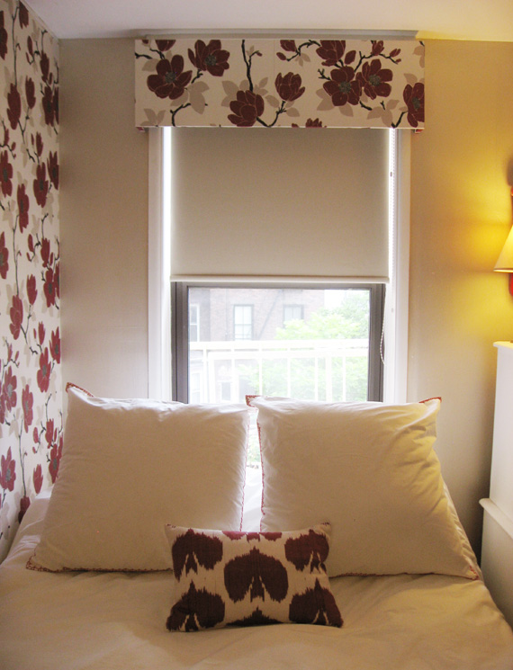 Diy Window Valance Seeing Design