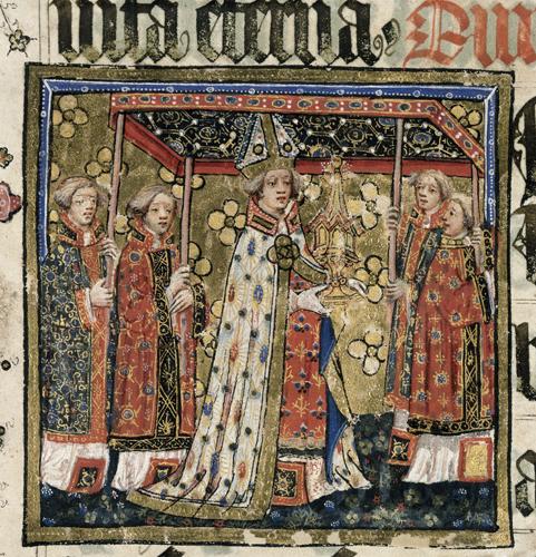 The Feast Of Corpus Christi Infinite Windows