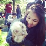 ishani+bunny