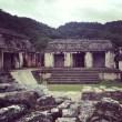 Mayan ruins at Palenque