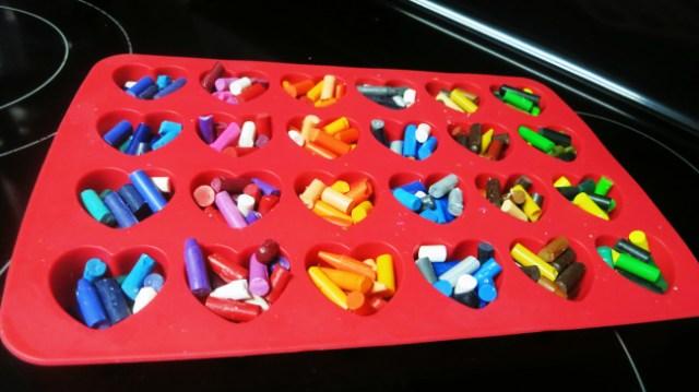 Broken Crayons Heart Valentines 1