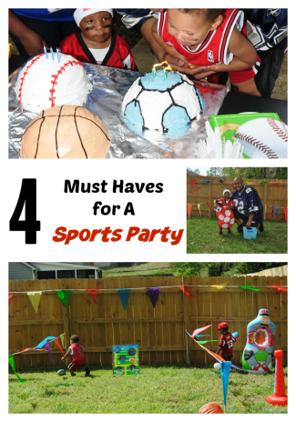 Sports Party Ideas