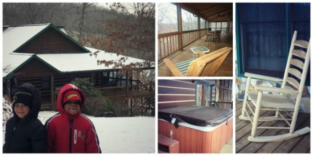 Cabin Rental Exterior