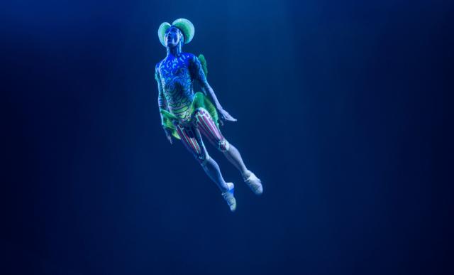 Cirque Du Soleil Kurios C