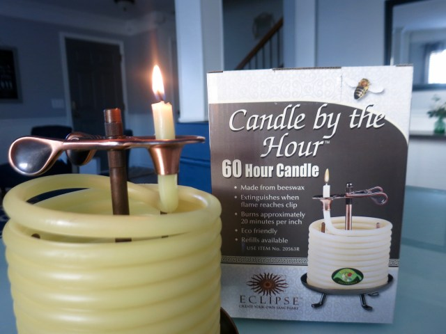 Uncommon Goods Home Candle By The Hour