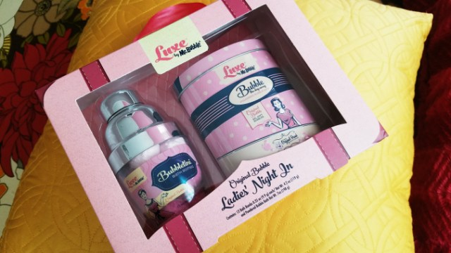 Mr. Bubble Ladies Night In Gift Set