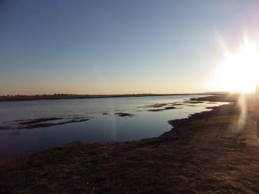 Stillness and silence. Botswana 2013