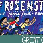 Jeff Rosenstock / Great Cynics Euro Tour 2016
