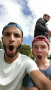 Excited for the hiking