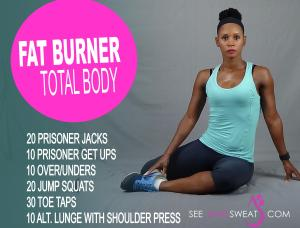total fat burner