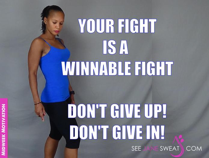 Midweek - Your Fight