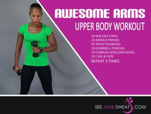 Awesome Arms Workout
